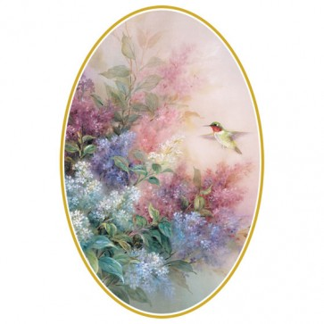 Hummingbird with Lilac (Lena Liu) Singles
