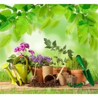 Gardening Perforated Bookmarks