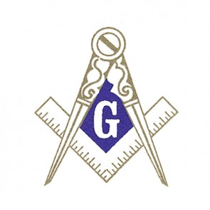 Traditional Masonic Perforated Bookmarks