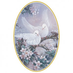 Two Doves (Lena Liu)