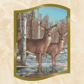 Woodlands Deer