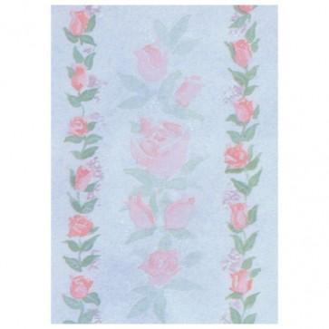 Rose Bouquet Border Singles