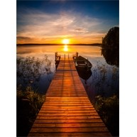 Sunset At The Lake Singles