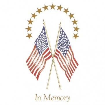 Veterans Flags Singles