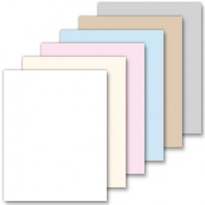 Solid Color Printable Paper Stock